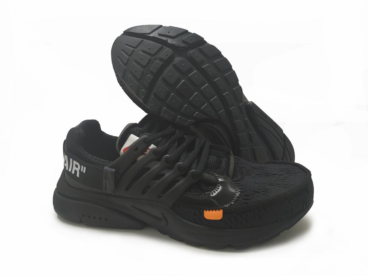 Кроссовки мужские Nike PrestoOFF-White