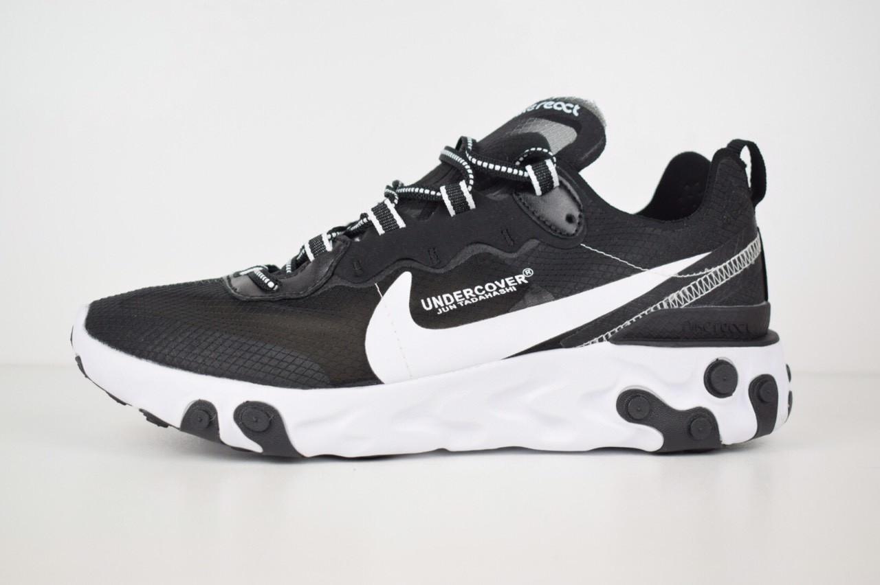 Кроссовки мужские Nike React Element 87 x Undercover. ТОП КАЧЕСТВО!!! Реплика класса люкс (ААА+)