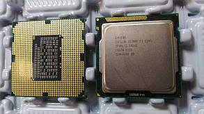 Процессор Intel Xeon E3-1245 /4(8)/ 3.3-3.7GHz + термопаста 0,5г, фото 2