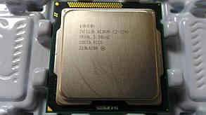 Процессор Intel Xeon E3-1245 /4(8)/ 3.3-3.7GHz + термопаста 0,5г, фото 3