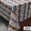 Клеенка (3622) силиконовая, без основы, рулон. Китай. 1,37м/30м