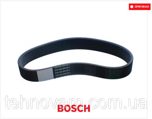Ремень бетономешалки ручейковый Bosch оригинал F016L65351