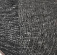 Дублерин 102г/м.кв черный (для фронтального дублирования верхней одежды)