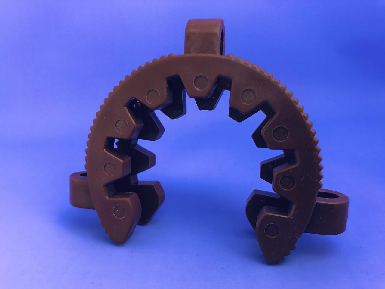 Зажим(фиксатор) для шлифов 45/40 пластиковый