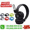 Наушники беспроводные Nia X2 + Bluetooth, накладные, фото 6