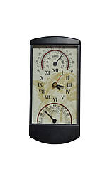 Термометр с часами и гигрометром Konus MINI METEO