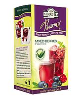 Чай фруктово-ягодный пакетированный Ahmad Tea Fusion Ягодный микс 20 x 2 г