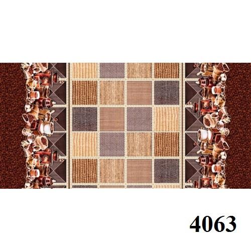 Клеенка (4063) силиконовая, без основы, рулон. Китай. 1,37м/30м