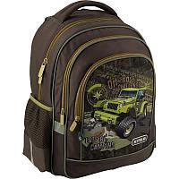 Рюкзак школьный Education Джип K19-509S-2