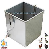 Шпарчан 150 л для птицы (кур, бройлеров, уток, гусей, индеек до 15 кг) перед ощипом на перосъемной машине
