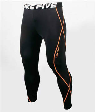 Компрессионные штаны Take Five тайтсы мужские, фото 2