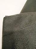 Агроволокно черное на метраж. 32м2.Для мульчи.Плотность 60 г\м2. 3.20м. х 10м Shadow Чехия, фото 2