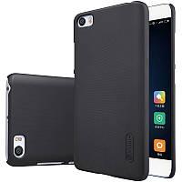 Чехол Nillkin Matte для Xiaomi MI5 / MI5 Pro + пленка Черный (44633)