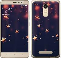 Чехол EndorPhone на Xiaomi Redmi Note 3 Падающие звезды 3974c-95-19016 (hub_FDRO88288)