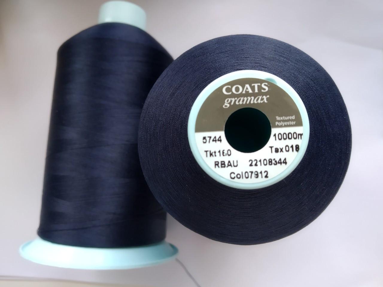 Текстурована нитка Coats gramax 160/ 10000v / 07912