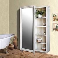 """Шкаф для ванной комнаты """"Шато"""" ivory old"""