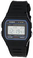 Годинник Casio - Classic F91 Watch Navy/Black