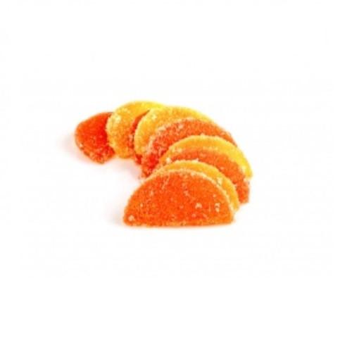Мармелад лимонно- апельсиновые дольки 1,8 кг (Злата)
