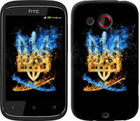 Чехол EndorPhone на HTC Desire C A320e Герб (1635u-225)