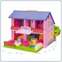 Игровой домик для кукол Вадер (Wader), фото 1