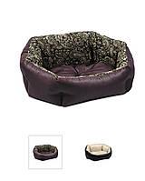 """Лежак для собак «Кокос"""" (48х38х18см) (54х44х20 см) ( 64х50х22 см)-в наличии размер 3"""