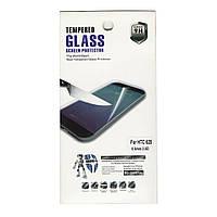 Защитное стекло для HTC Desire 620, 620G Dual Sim (0,3mm 2,5D)