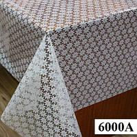 Клеенка (6000A) силиконовая, без основы, рулон. Китай. 1,37м/30м