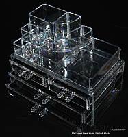 Органайзер для косметики с ящиками для бижутерии, SF-1157