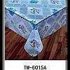 Клеенка (6015A) силиконовая, без основы, рулон. Китай. 1,37м/30м