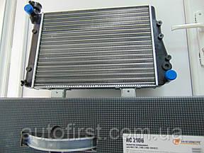 Weber RC 2106 Радиатор охлаждения ВАЗ 2103,2106