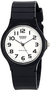 Годинник Casio - Classic MQ-24 Watch Black/White 3B