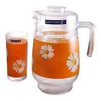 Набор для напитков Luminarc Paquerette Melon G1980
