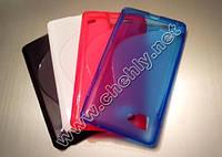Силиконовый чехол LG Optimus 4X HD P880