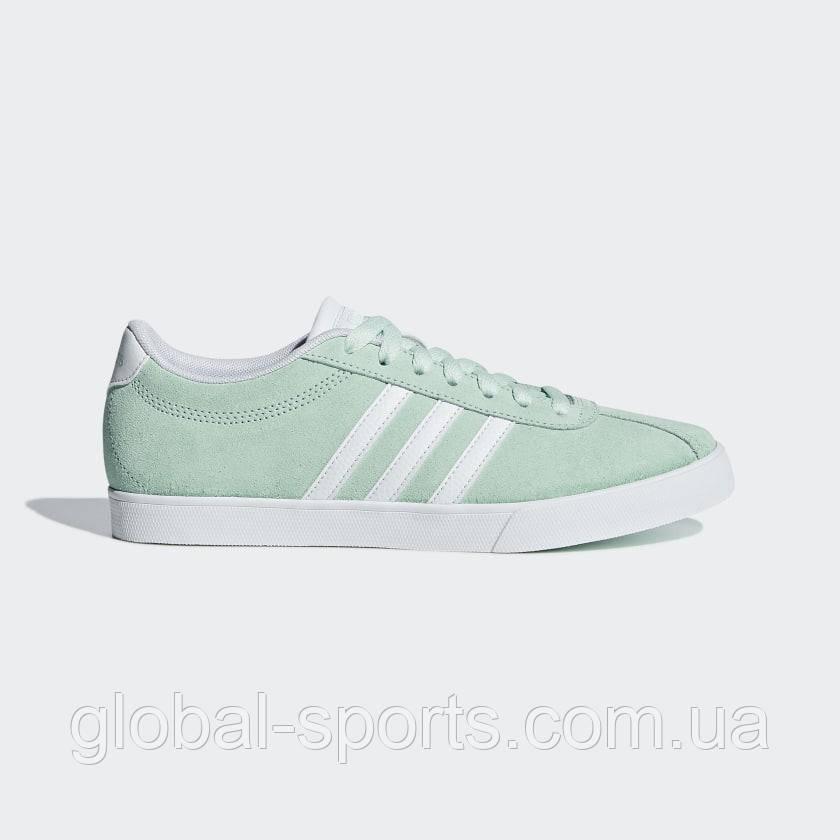 Женские кроссовки Adidas Courtset (Артикул:F35769)