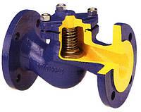 Клапан обратный подъемный Zetkama, Ду80