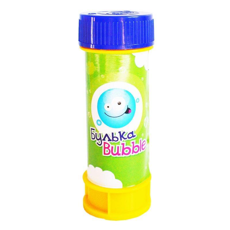 "Мильні бульбашки ""Булька Bubble"" 60 мл мыльные пузыри оптом"