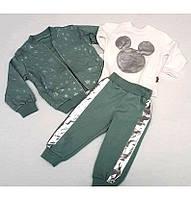Стильные костюмы для девочек, фото 1