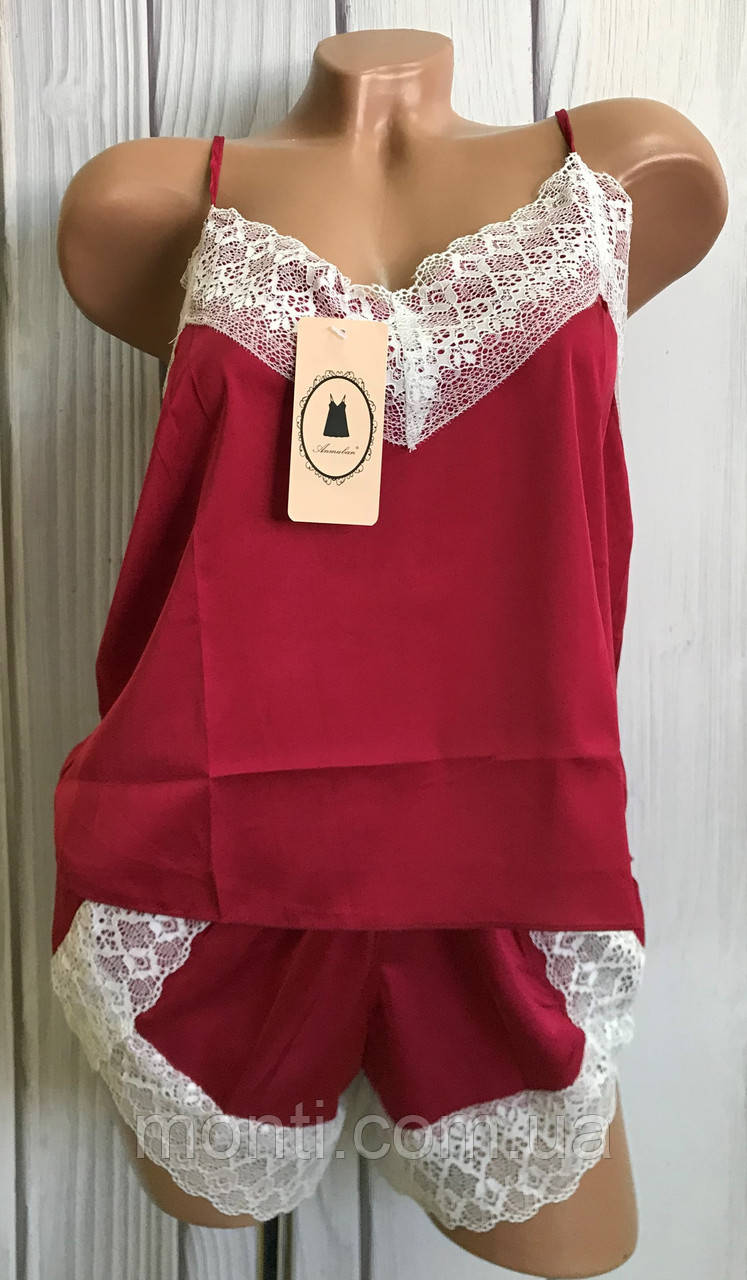 Стильная женская пижама  размер L