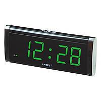 Электронные сетевые часы VST-730-1