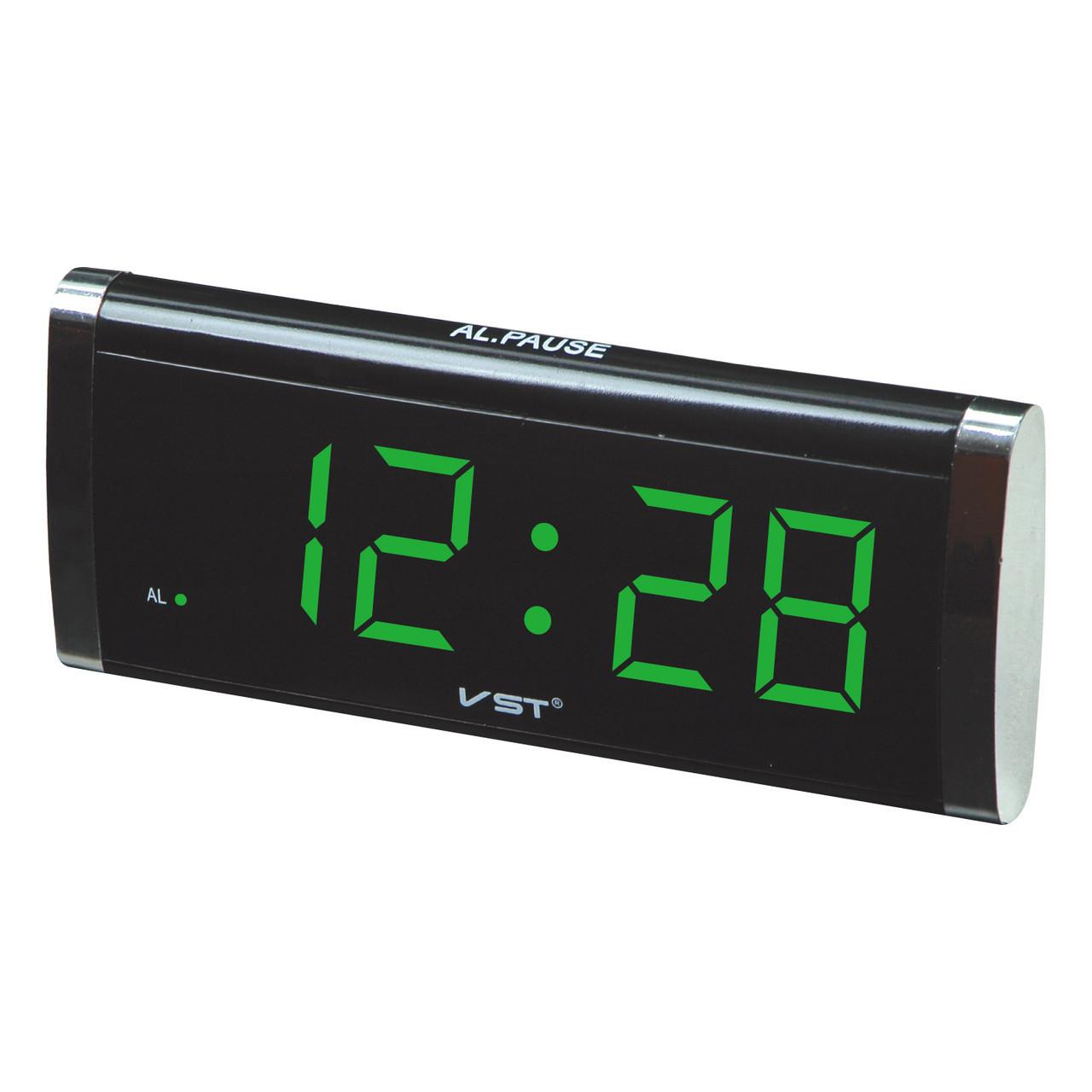 Электронные сетевые часы VST-730-1, цена 353 грн., купить в Киеве ... 7595c25b2ac