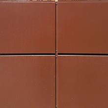 Кассеты фасадные Classic - (521 x 1000 х 0.7) мм RAL 8017