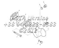 МАСЛЯНЫЙ ФИЛЬТР, ДВИГАТЕЛЬ 1104C-44T, RG38101 G1-9-2
