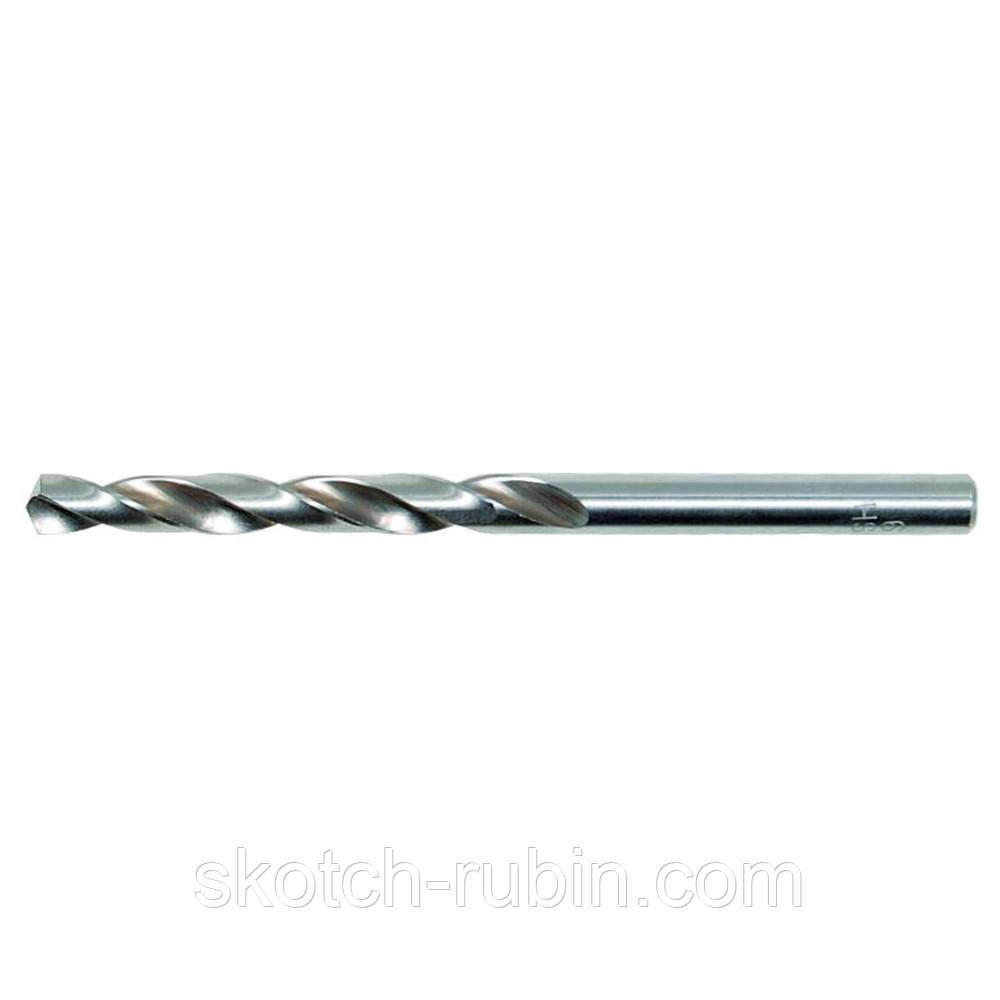 Сверло по металлу HSS кобальтовое Ø3.4мм Sigma (1050341)