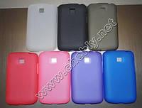 Силиконовый чехол LG Optimus L3 II Dual E435