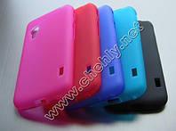 Силиконовый чехол LG Optimus L5 II Dual E455