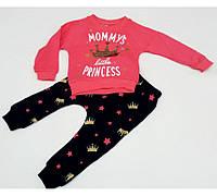 Дитячі костюми для дівчаток з паєтками, фото 1