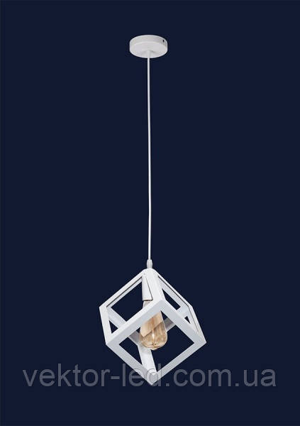 Светильник подвесной LOFT L56PR160-1 WH