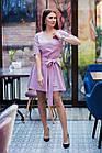 Стильное праздничное платье (2 в 1) для девушек - 2019  - Код пл-562, фото 3