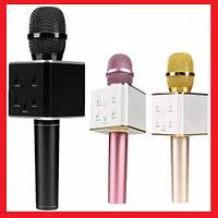 Беспроводной микрофон для караоке Q7