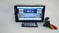 """2Din Pioneer 7018B 7"""" Экран Магнитола USB+Bluetooth + Камера заднего вида"""